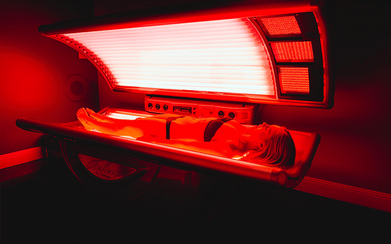 Red light therapy in Portland