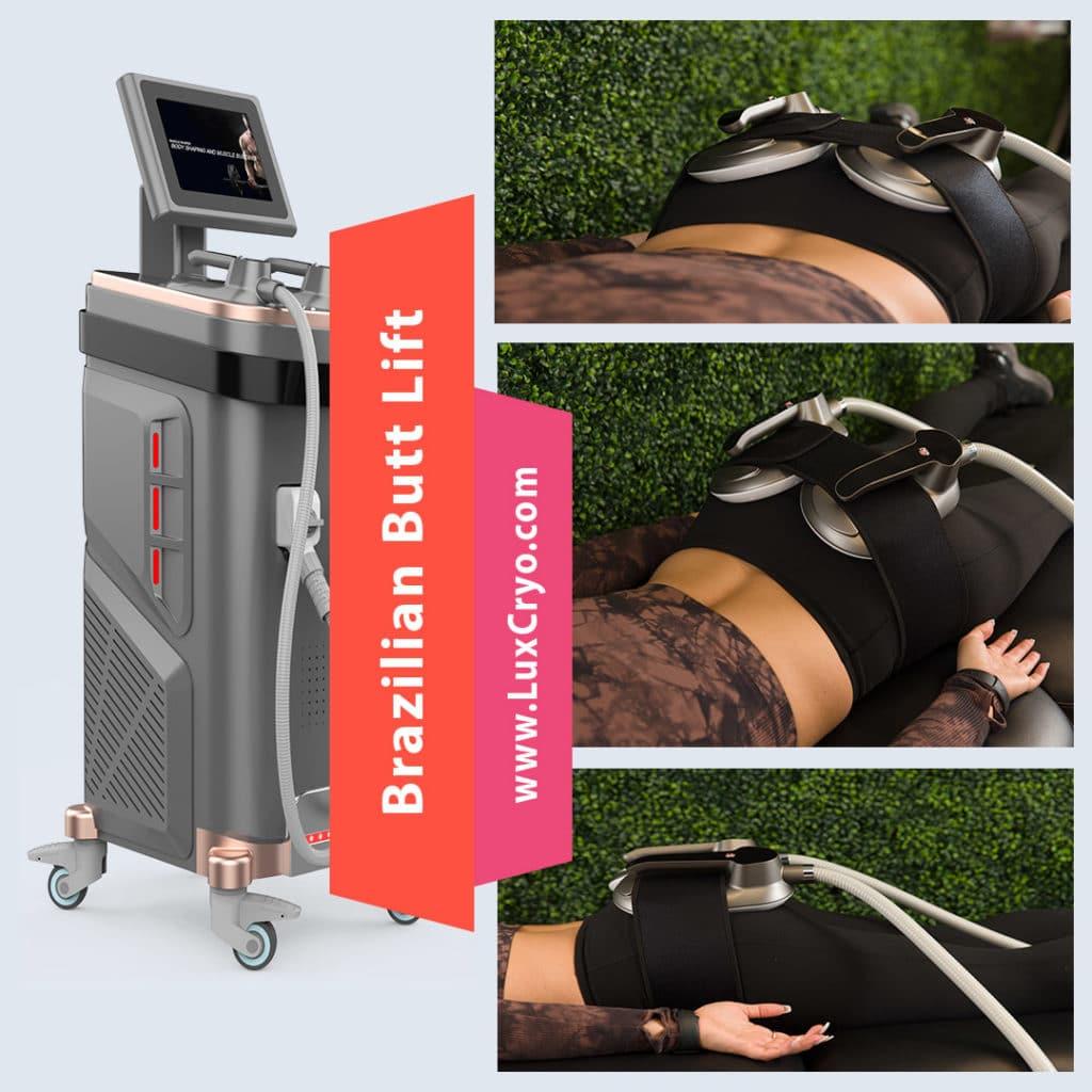 Brazilian Butt lift treatment